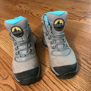 La Sportiva FC 4.0 GTX women's hiking boots size 6, used for sale